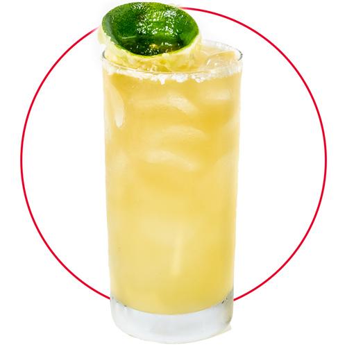 La Gloria Margarita: $12