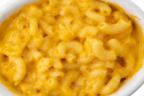 Oven-Baked Mac
